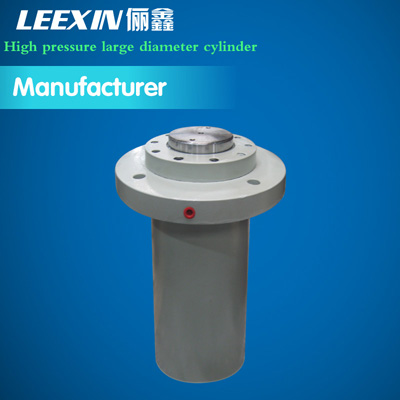 US large diameter cylinders