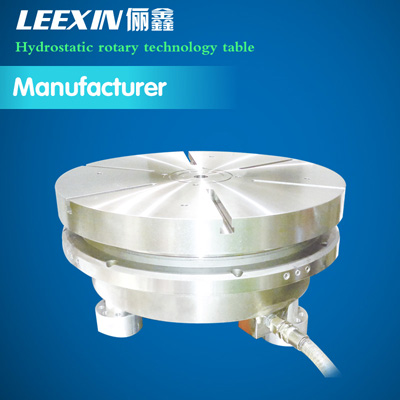 AUCO hydrostatic rotary technology table